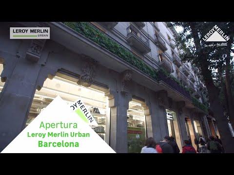 Apertura Leroy Merlin Urban Barcelona (Leroy Merlin)