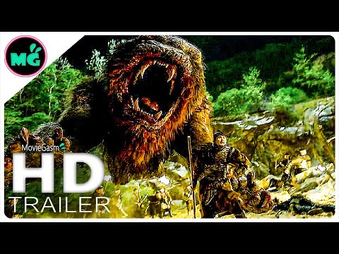 MONSTRUM Trailer (2020) Monster Horror
