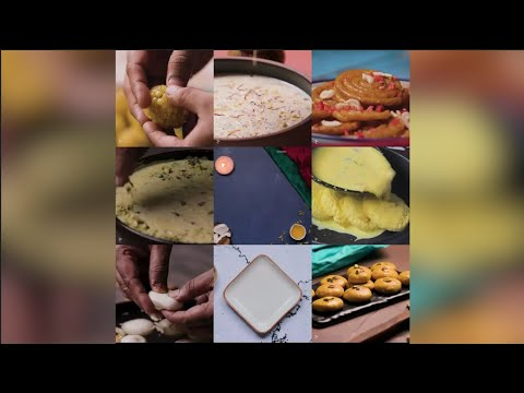 Gobble | MUST TRY Indian Mithai Recipes | 9 Indian Sweets Recipes