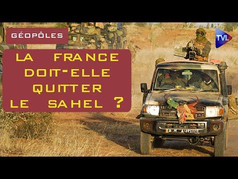 La France doit-elle quitter le Sahel ? – Géopôles n°35 – TVL