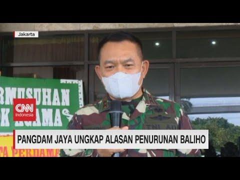 Pangdam Jaya Ungkap Alasan Penurunan Baliho Rizieq Shihab