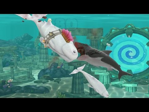 hqdefault Hungry Shark Evolution Moby Dick Android Gameplay #12 Technology