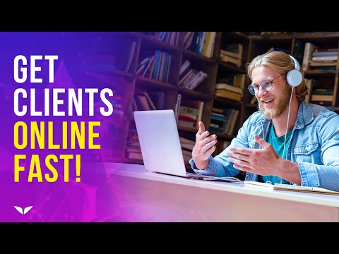How To Get Clients Online In 5 Simple Steps