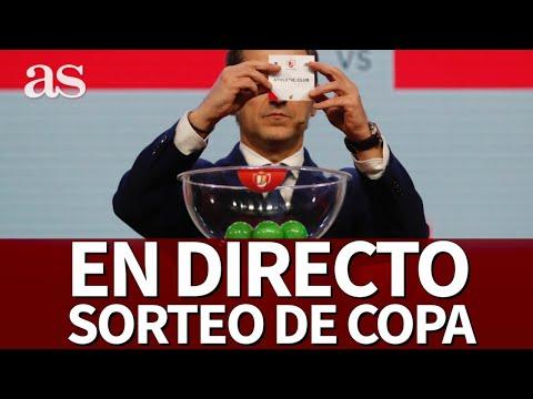 Sorteo COPA DEL REY en directo: ¿Barcelona-Real Madrid en octavos? | Diario AS