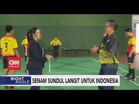 Senam Sundul Langit Untuk Indonesia - Right Angle