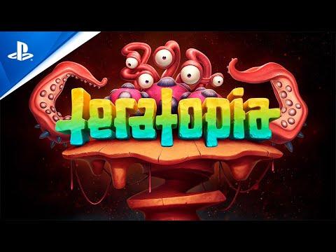 Teratopia - Launch Trailer | PS4