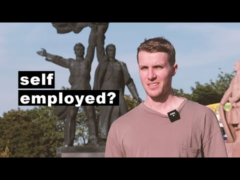 Why you should try being self employed