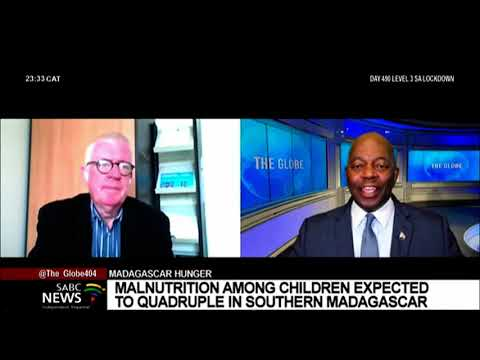 Madagascar Crisis   UNICEF and WFP warn of a dangerous rise in malnourishment in children