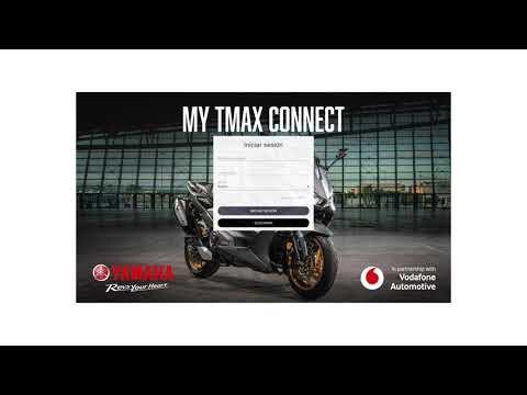 My TMAX Connect (ESP) – Activación MY2021