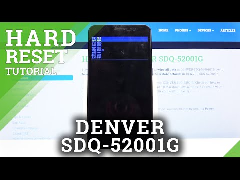How to Hard Reset DENVER SDQ-52001G - Remove Password by Factory Mode