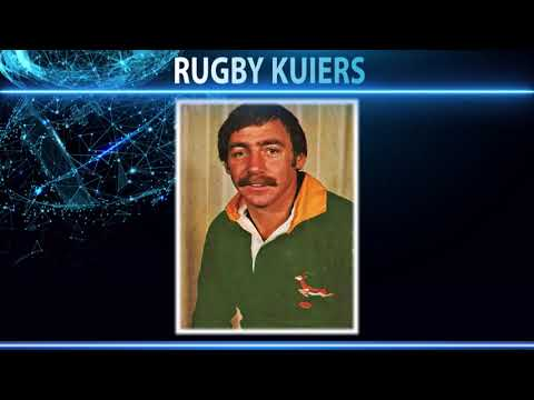 Rugby Kuiers   Episode 86   Barry Wolmarans