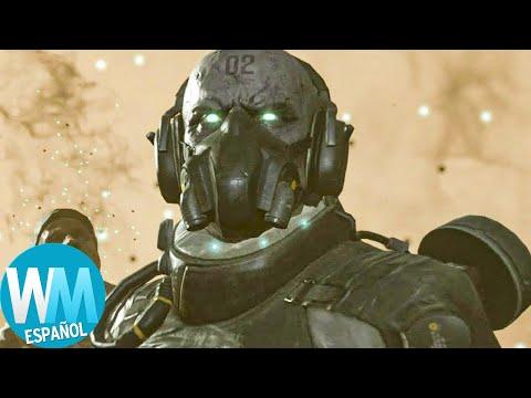 ¡Top 10 ENEMIGOS de los Videojuegos que lo Arruinaron Todo!