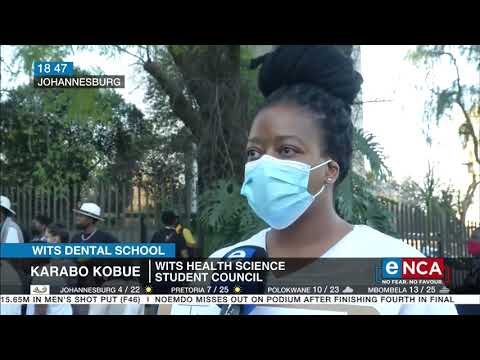 Wits Dental School | Students allege appalling work conditions
