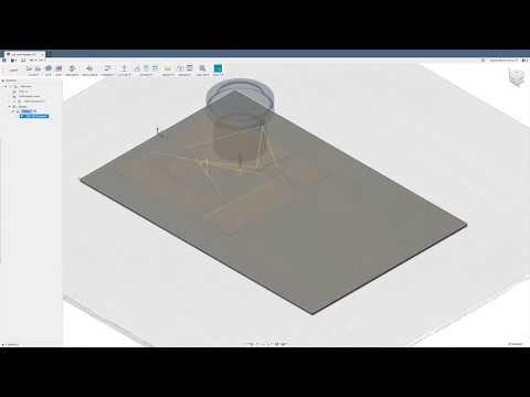 fusion 360 makeCNC  StepCarft CNC Router Tutorial