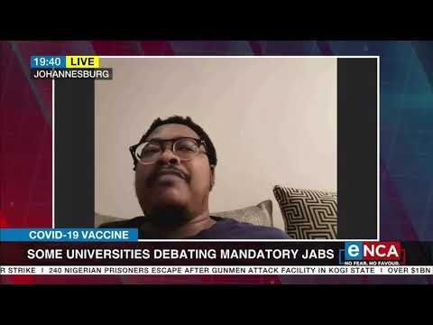 COVID-19 vaccine | Some universities debating mandatory jabs