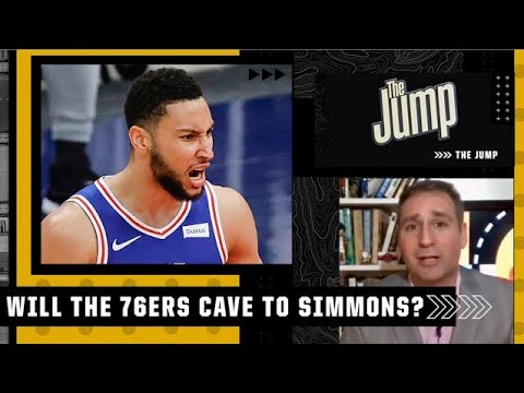 The 76ers are not going to cave to Ben Simmons' demands! - Zach Lowe   The Jump
