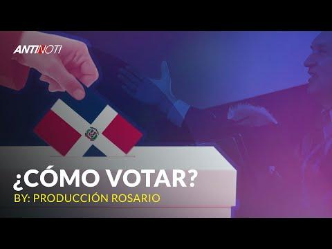 APRENDE A VOTAR EN LAS PRIMARIAS DEL 6 DE OCTUBRE - ESPECIAL #ANTINOTI