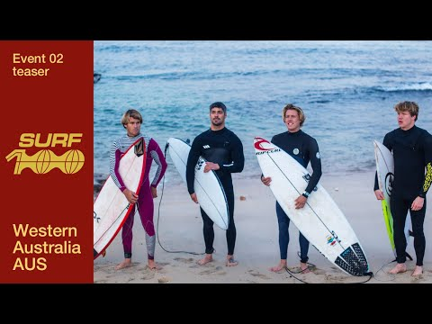 Who's Gonna Beat Jack Robinson At North Point? | Surf100: West Oz