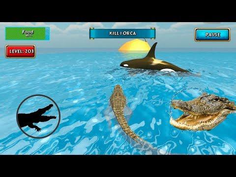 hqdefault Crocodile Simulator Beach Hunt Android Gameplay #20 Technology