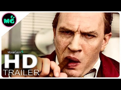 CAPONE Official Trailer (2020) Tom Hardy
