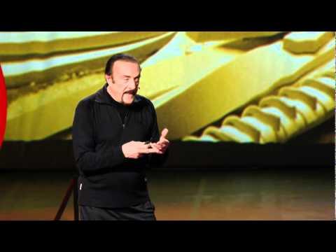 Philip Zimbardo o kryzysie męskości w ramach TEDtalks.