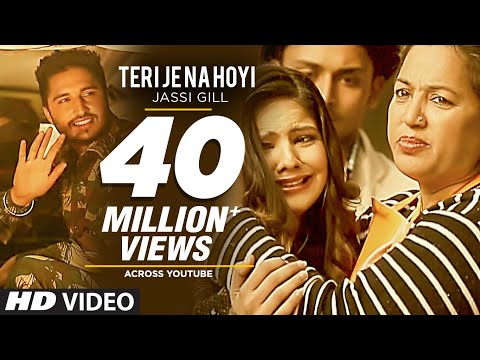 Teri Je Na Hoyi Full Video Song - Jassi Gill - Batchmate 2