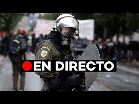 🔴 EN DIRECTO: Protestas en Grecia: 10 años de la muerte de un adolescente a manos de la policía