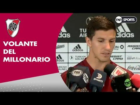 Rueda de prensa de Ignacio Fernández