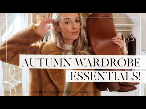 TOP 10 AUTUMN WARDROBE ESSENTIALS FOR EVERY BUDGET // FASHION MUMBLR