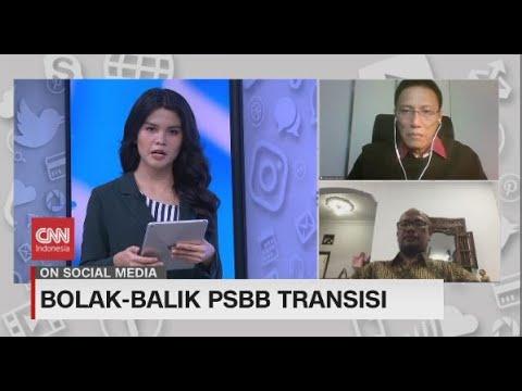 Bolak-balik PSBB Transisi