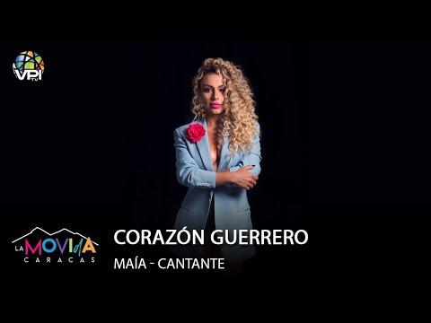 La Movida Caracas - Maía nos habla sobre su nueva disco Sensús - VPItv
