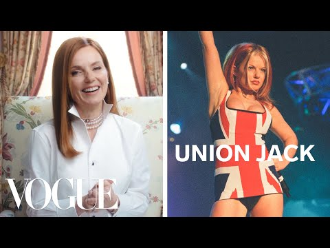 Ginger Spice Tells the Story Behind Her Union Jack Dress   Vogue