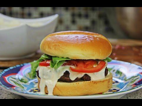 Juicy Lamb Burger #JulyMonthOfGrilling | CaribbeanPot.com