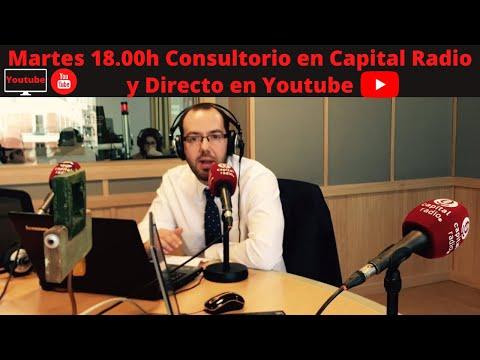 📺 Directo Consultorio de bolsa Capital Radio📻 martes 11 de mayo David Galán