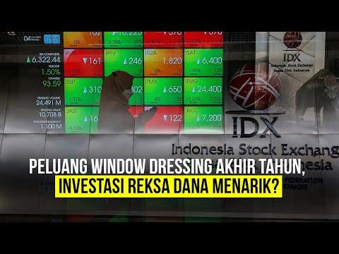 Tengok Peluang Window Dressing Akhir Tahun, Reksa Dana Menarik?