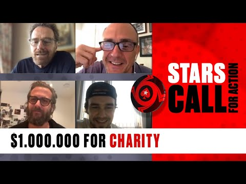 Million Dollar Celebrity Homegame for Charity - HIGHLIGHTS   PokerStars ♠️