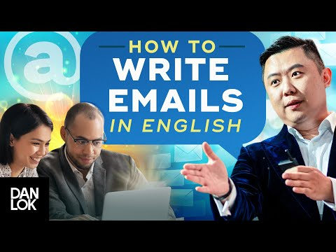 How To Write Professional Emails In English - 7 Tips