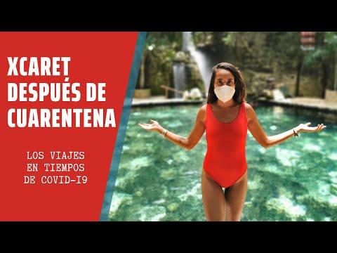 Así es VISITAR XCARET en el 2020 | REAPERTURA Post-Cuarentena
