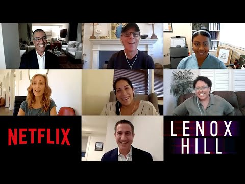 Grey's Anatomy Stars Meet Real Doctors From Lenox Hill | Netflix