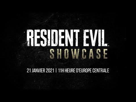 Resident Evil Showcase - Janvier 2021