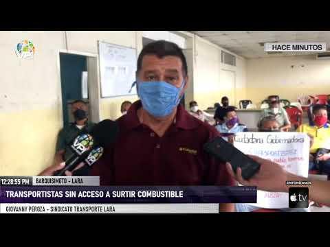 Lara - Transportistas sin acceso a surtir combustible - VPItv