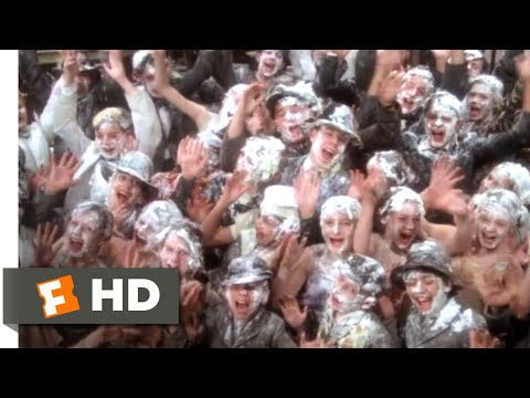 Bugsy Malone (1976) - You Give a Little Love Scene (10/10) | Movieclips