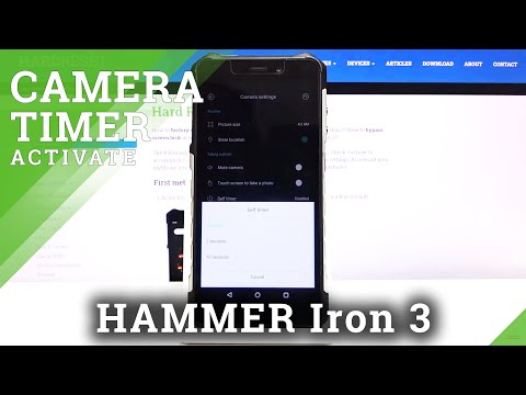 How to Enable Camera Timer in Hammer Iron 3 - Photo Delay Feature