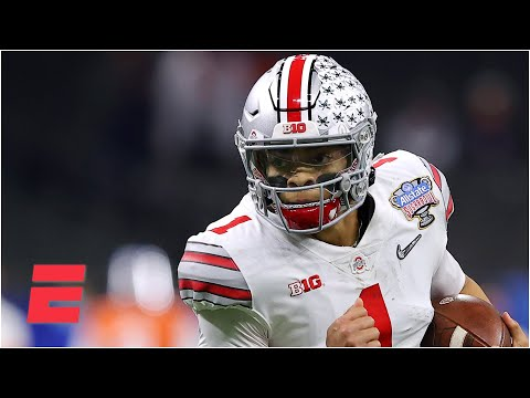Greeny begs the Bears not to rush Justin Fields into starting role | #Greeny