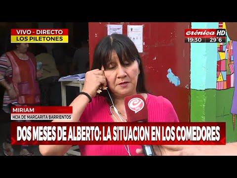 """""""Acá no llega la Tarjeta Alimentaria"""""""