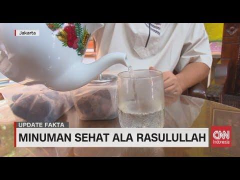 Minuman Sehat Ala Rasulullah