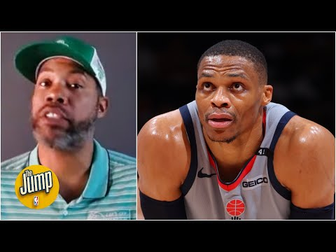 Rasheed Wallace calls Russell Westbrook the NBA's best player right now | The Jump