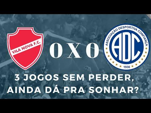 Vila Nova 0 x 0 Confiança - ?3 jogos sem perder, ainda dá pra sonhar? | Pós jogo ao vivo