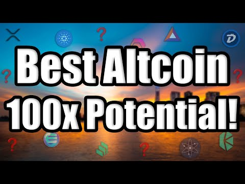 What is the Best Cryptocurrency Investment That Can 100x RIGHT NOW?! | REALISTICALLY