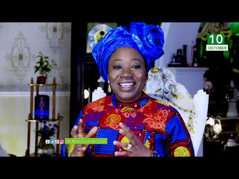 Dr Becky Paul-Enenche - SEEDS OF DESTINY – THURSDAY 10TH OCTOBER, 2019